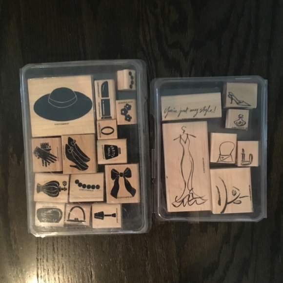 STAMPIN UP STAMPS 2/ $12.00